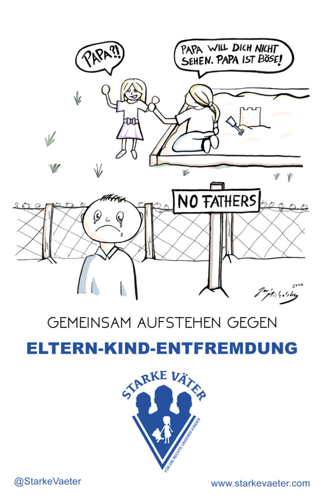 EKE - Beispiel einer Entfremdung durch die Kindesmutter